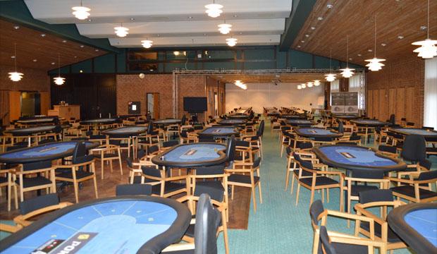 Billede fra spille lokalet