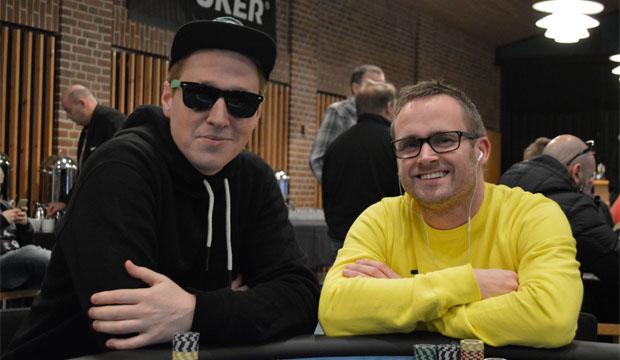 Søren Blanner og Thomas Vestergaard