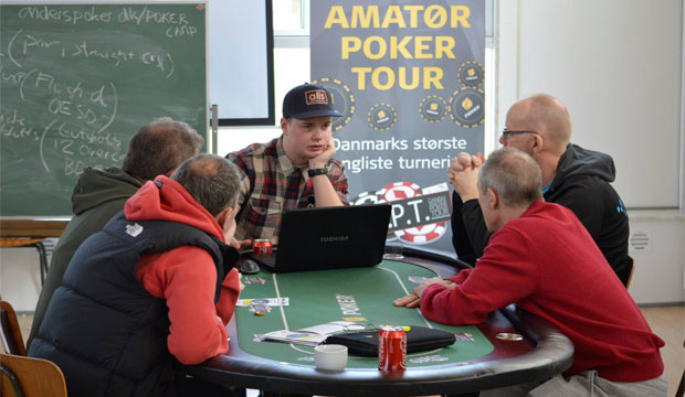 Artikel foto: Fra Poker Camp 2014