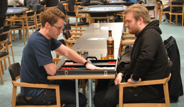 Rasmus Vogt & Henrik Hechlen
