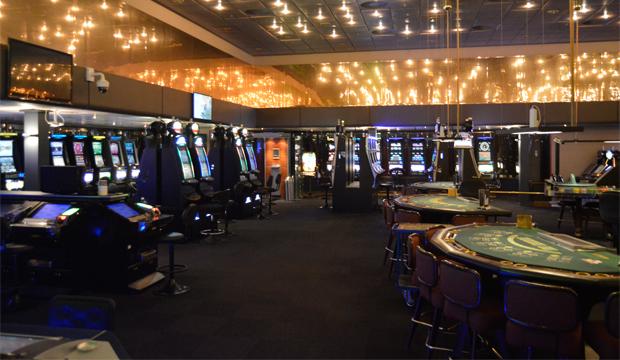Artikel billede: Maskinerne på Casino Odense