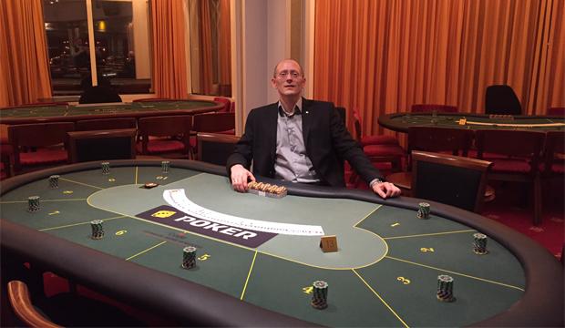 Artikel billede: Poker Manager, Lars Mikkelsen