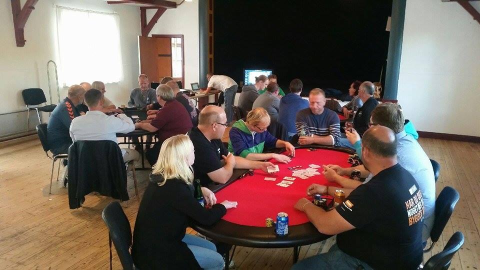 Artikel billede: Fra en tidligere turnering i Horsens Pokerklub