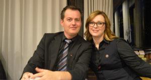 Artikel foto: Poker Manager Kasper & Natasha