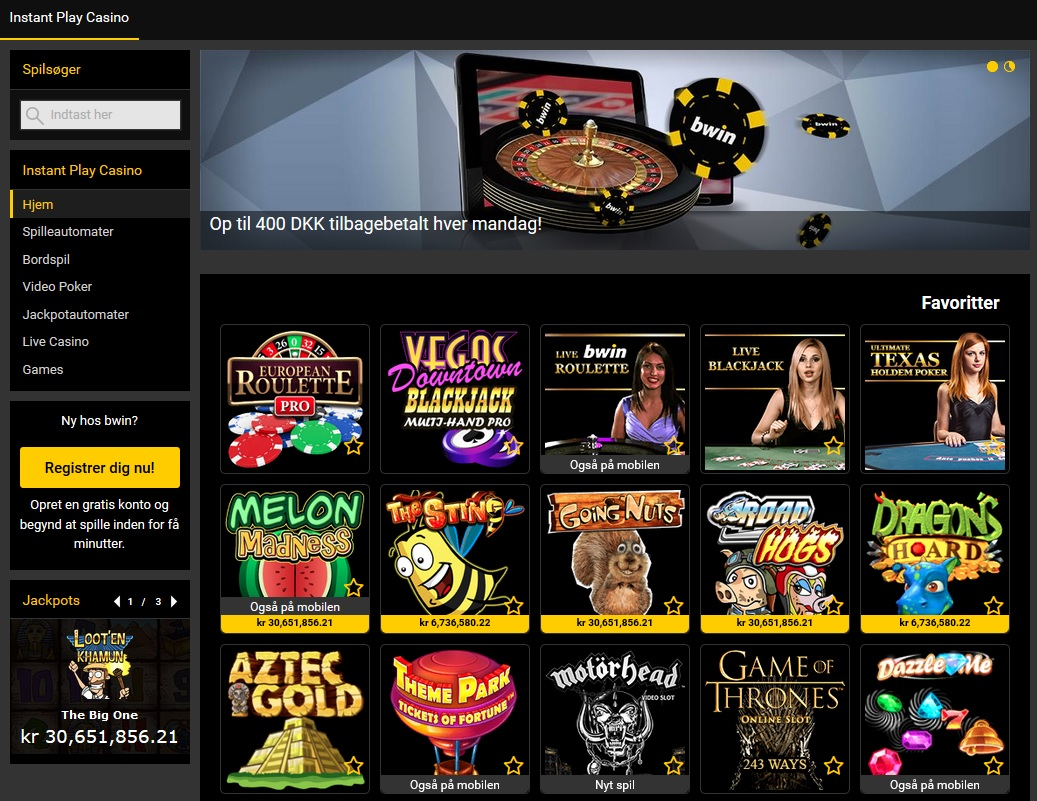 bwin online casino twist game login