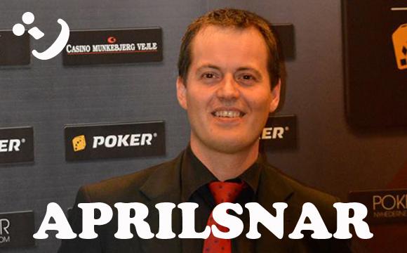 Aprilsnar, Kvistgaard, Casino Munkebjerg, Pokernyheder, Live Poker