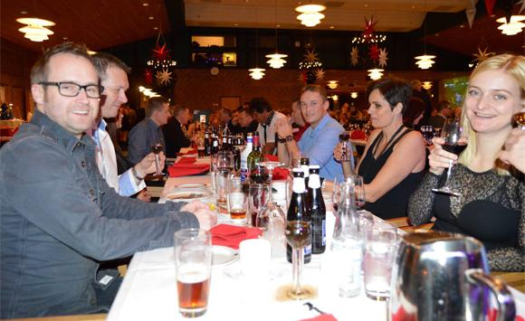 Julefrokost, Munkebjerg Hotel, Mick Øgendahl, 1stpoker, Casino Munkebjerg, Pokernyheder, Live Poker