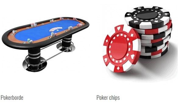 pokerborde