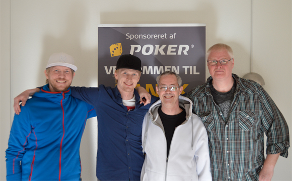 Artikel foto: Team Pokertours fra Poker Camp 2014