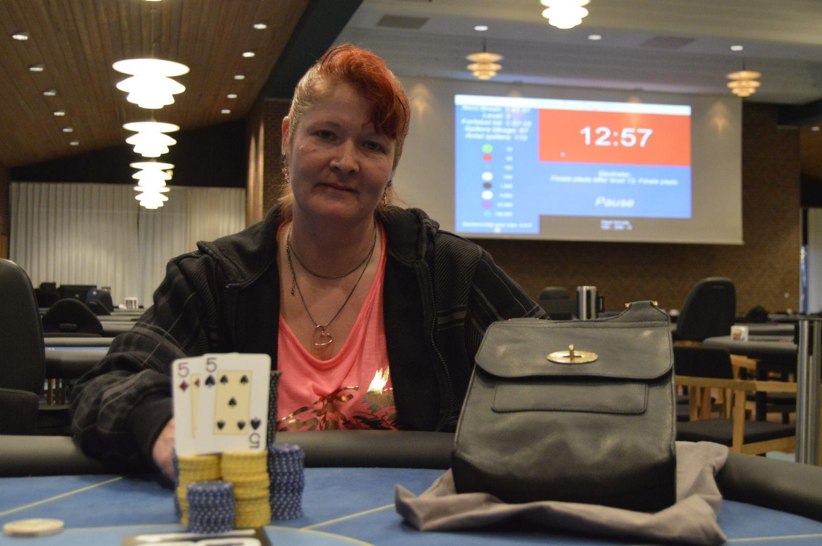 Junie, Taske, Casino Munkebjerg, Pokernyheder, Live Poker