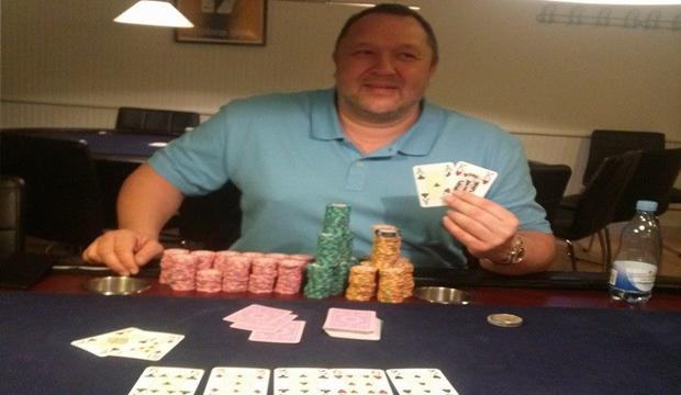 Kurt Levisen, RCR, Live Poker, Pokernyheder, Online Poker, Live Stream