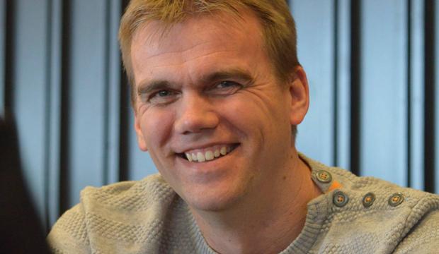 Artikel billede: Jan Møller Jensen, spiller fredag