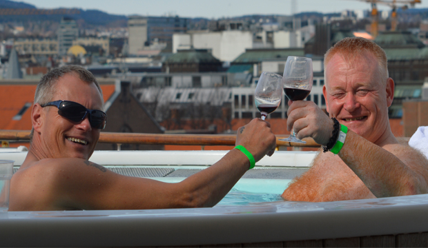 Dennis Kristensen, Per Mølgaard, DFDS, Pokercruise, Live Poker, Pokernyheder, Online Poker, Live Stream
