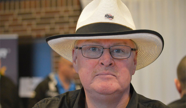 Artikel billede: Jens Christian Nielsen aka Mand mæ a hat