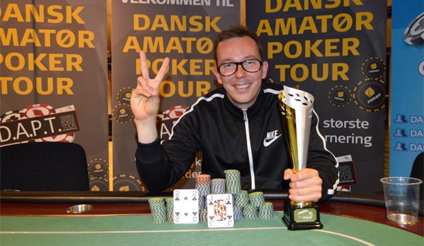 DAPT National vinder 2015, Brian Lukassen