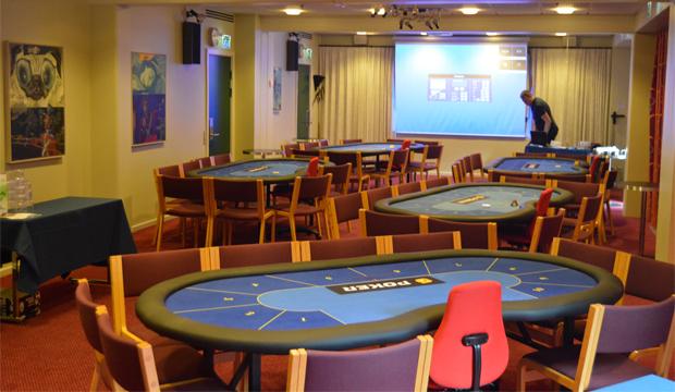 Selve poker rummet