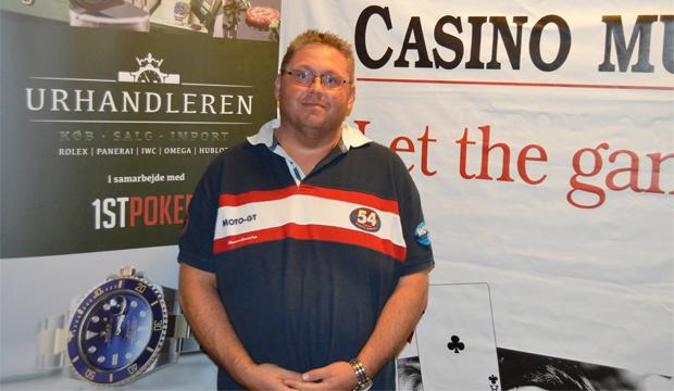 Carsten Larsen, Casino Munkebjerg, Pokernyheder, Live Poker