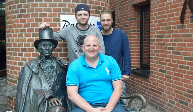 Artikel billede: Turister ved et tidligere poker event i Odense