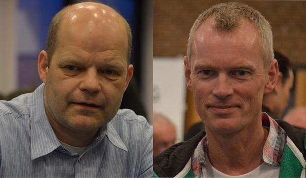 Carsten Vestbjerg og Dennis Kristensen (Rødvinsbanden)