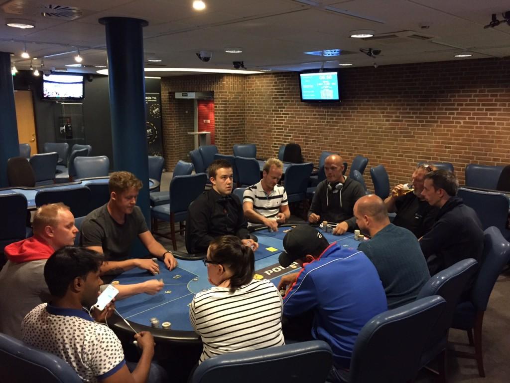 Artikel foto: Fra en tidligere uge turnering på Casino Munkebjerg