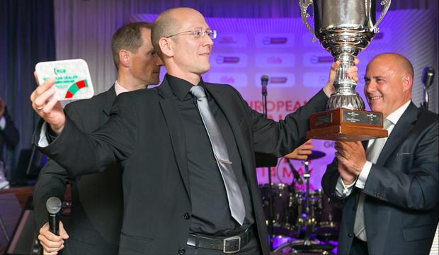 Artikel foto: Fra da Lars Mikkelsen vandt EM i dealer
