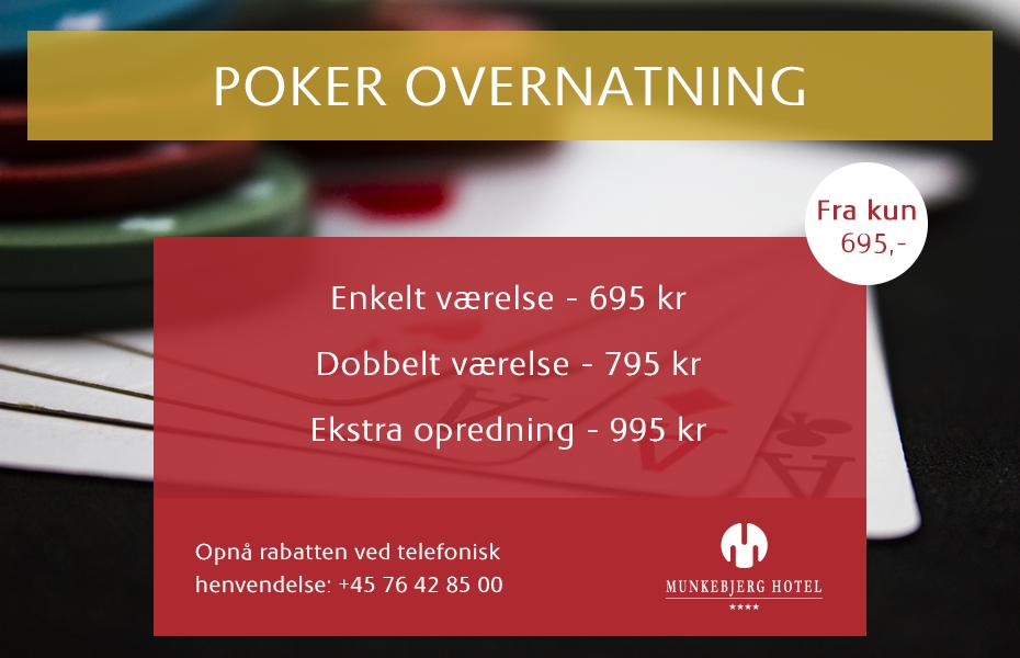 Poker-overnatning-banner