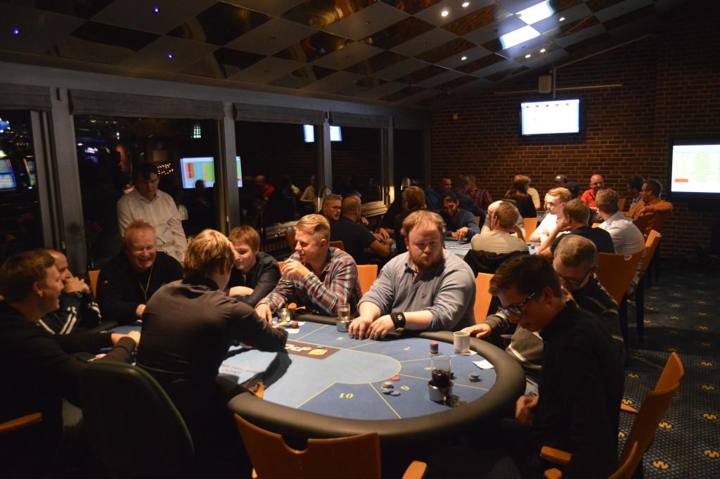 Artikel billede: Fra et tidligere event i deres kasino