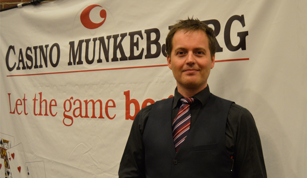 Artikel foto: Poker Manager, Kasper Kvistgaard