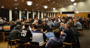 Fjordsalen ved en tidligere turnering