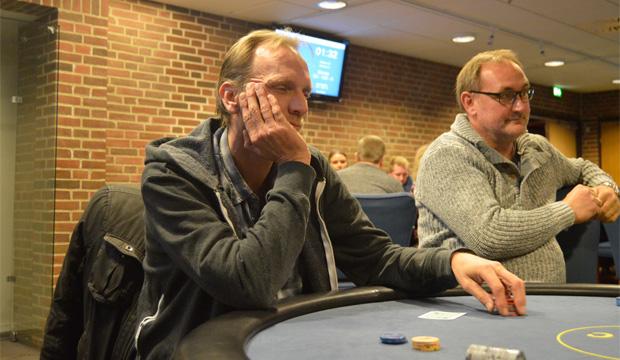 Artikel billede: Til venstre, Klaus Langvad