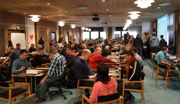 Artikel billede: Fra MPT Backgammon i februar 2015