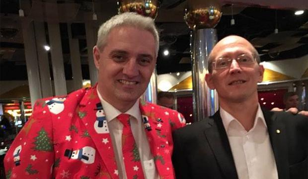 Artikel billede: Gert Abildskov og Poker Manager, Lars Mikkelsen