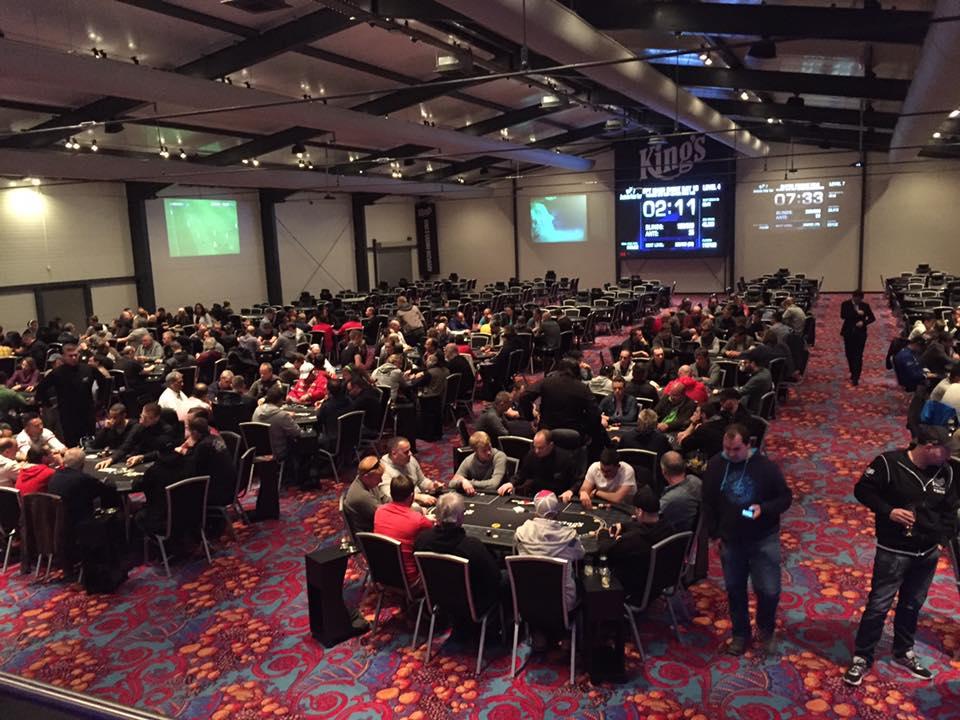 Artikel billede: Fra et tidligere event på Kings Casino
