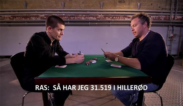 Gus Hansen, Rasmus Nøhr, Danmark Dejligst, Live Poker, Pokernyheder, Online Poker, Live Stream