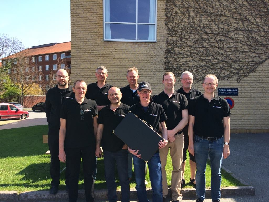 Artikel billede: Team Casino Munkebjerg i Aarhus