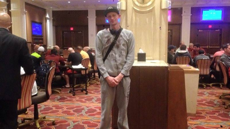 Artikel billede: Morten på The Venetian, Las Vegas