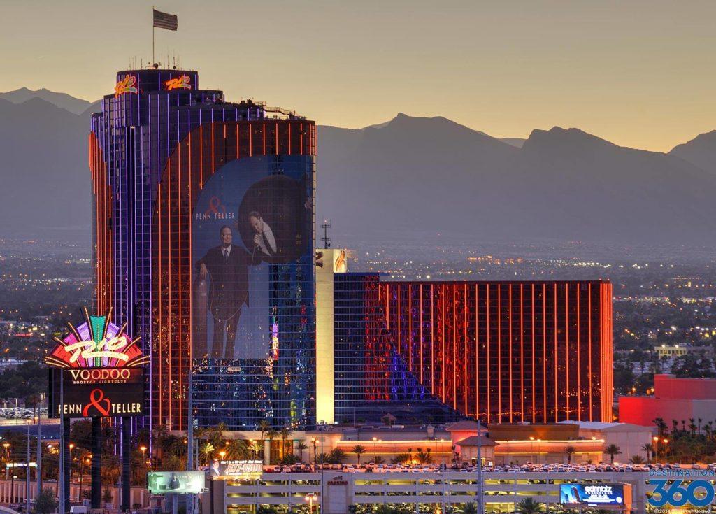 Artikel billede: Hotel Rio, Las Vegas