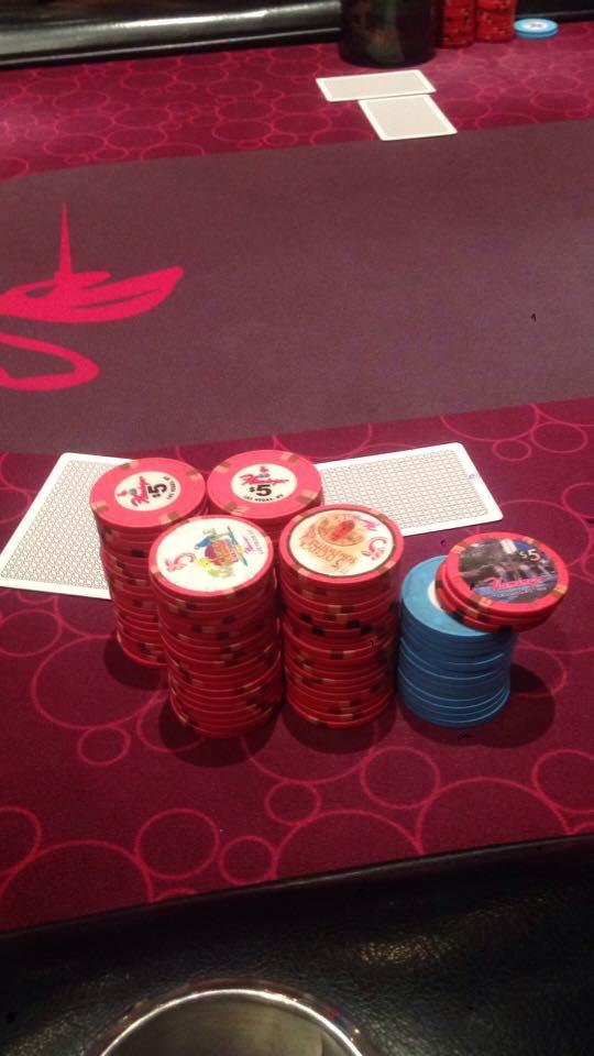 Artikel billede: Fra en godkendt cash game session