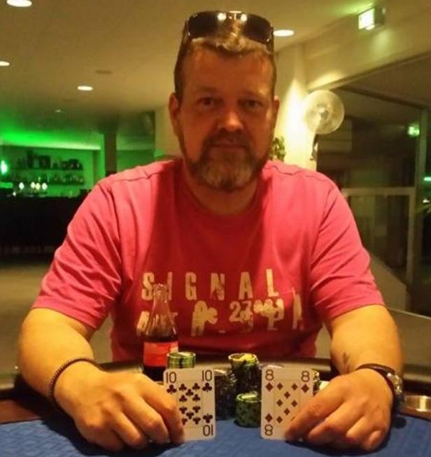 Artikel billede: Region 1 mester, Brian Mortensen