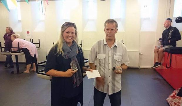Artikel billede: Runner Up - Katrine Pawlik og Freddie Noer