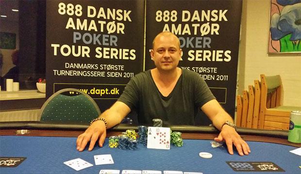 Casper H. Jørgensen, Live Poker, Pokernyheder, Online Poker, Live Stream
