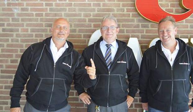 Pokernyheder - Ricky Møller, Benny Bredgaard og Brian Klindrup på Casino Munkebjerg