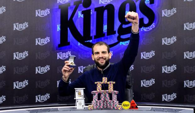 Ivan Curic, WSOPC, Kings Casino, Live Poker, Pokernyheder, Live Stream
