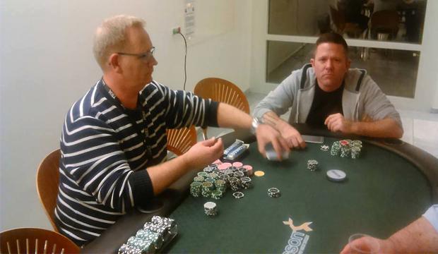 Brian Falk og Steven Ristorp, IBM, IBM Poker, Live Poker, Pokernyheder, Online Poker, Live Stream