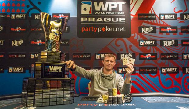 Oleg Vasylchenko, WPT Prag, Live Poker, Pokernyheder, Online Poker, Live Stream