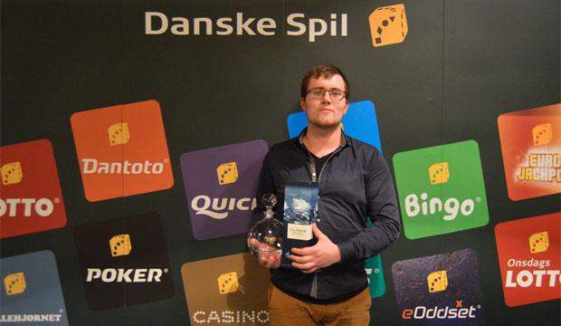 Christian Sørensen, MPT Backgammon, Backgammon, Casino Munkebjerg, Pokernyheder, Live Poker