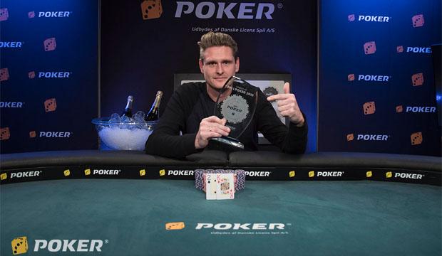 Lasse Syndergaard, DM i Poker, Casino Copenhagen, Pokernyheder, Live Poker
