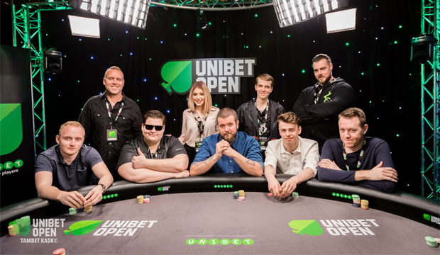 Unibet Open, København, Casino Copenhagen, Pokernyheder, Live Poker