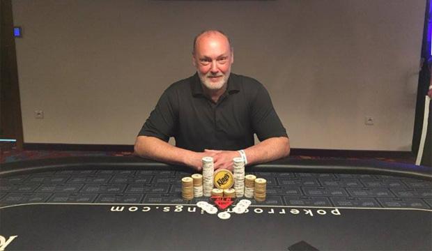 Jan Henriksen, Kings Casino, Live Poker, Pokernyheder, Live Stream