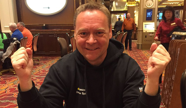 Stig Horup, Las Vegas, Live Poker, Pokernyheder, Online Poker, Live Stream